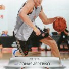 2009 Prestige Basketball Card #190 Jonas Jerebko
