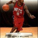 2009 Prestige Basketball Card #211 Terrance Williams