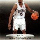 2009 Prestige Basketball Card #212 Gerald Henderson