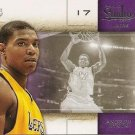 2009 Studio Basketball Card #1 Andrew Bynum