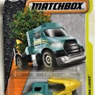 2017 Matchbox #31 Tree Lugger