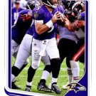 2018 Score Football Card #23 Joe Flacco