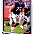 2018 Score Football Card #61 Kyle Long