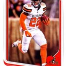2018 Score Football Card #74 Jabrill Peppers