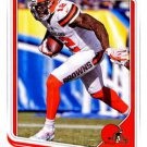 2018 Score Football Card #82 Josh Gordon