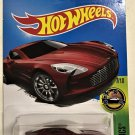 2017 Hot Wheels #200 Aston Martin One 77