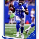 2018 Score Football Card #106 Ameer Abdullah