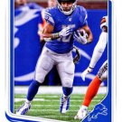 2018 Score Football Card #107 Golden Tate