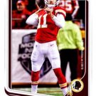 2018 Score Football Card #155 Alex Smith