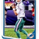 2018 Score Football Card #186 Ryan Tannehill