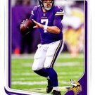 2018 Score Football Card #196 Case Keenum
