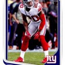 2018 Score Football Card #233 Janoris Jenkins