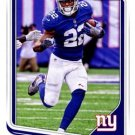 2018 Score Football Card #234 Wayne Gallman