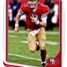 2018 Score Football Card #280 C J Beathard