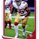 2018 Score Football Card #281 Reuben Foster