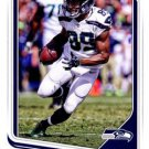 2018 Score Football Card #295 Doug Baldwin