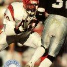 1991 Pro Set Platinum Football Card #18 James Francis