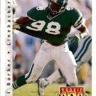 1992 Upper Deck Football Card #402 Kurt Barber