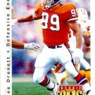 1992 Upper Deck Football Card #407 Shane Dronett