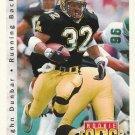 1992 Upper Deck Football Card #408 Vaughn Dunbar