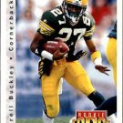 1992 Upper Deck Football Card #413 Terrell Buckley