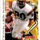 1992 Upper Deck Football Card #418 Carl Pickens