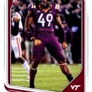 2018 Score Football Card #346 Tremaine Edminds