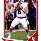 2018 Score Football Card #351 Baker Mayfield
