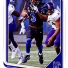 2018 Score Football Card #385 Anthiny Miller