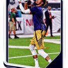 2018 Score Football Card #398 Equanimeous St. Brown