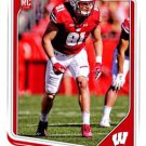 2018 Score Football Card #427 Troy Fumagalli