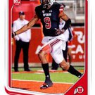 2018 Score Football Card #428 Darren Carrington II