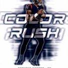 2018 Score Football Card Color Rush #3 Deshaun Watson