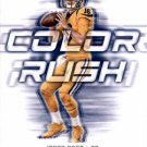 2018 Score Football Card Color Rush #18 Jared Goff
