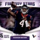 2018 Score Football Card Fantasy Stars #8 Deshaun Watson