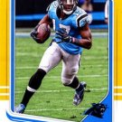 2018 Score Football Card Gold #49 Devin Funchess