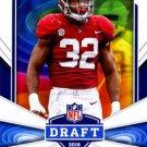 2018 Score Football Card NFL Draft #24 Rashaan Evans