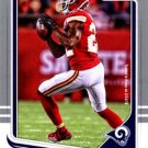 2018 Score Football Card Scorecard #161 Marcus Peters