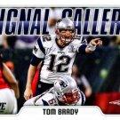 2018 Score Football Card Signal Callers #20 Tom Brady