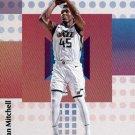 2017 Stratus Basketball Card #122 Donovan Mitchell