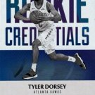 2017 Stratus Basketball Card Rookie Credentials #29 Tyler Dorsey