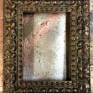"11 x 17 1-3/4"" Acid Wash Gold Picture Frame"