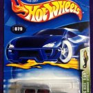 2003 Hot Wheels #79 Midnight Otto