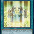 Yugioh - Super Starter Space Time Showdown - YS14-EN021 - Sorcerous Spell Wall