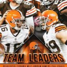 2015 Score Football Card Team Leaders #12 Cleveland Browns