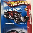 2008 Hot Wheels #90 1/4 Mile Coupe