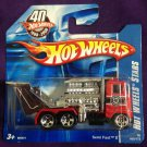 2008 Hot Wheels Short Card #55 Semi Fast II