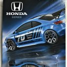 2018 Hot Wheels Honda #4 Honda Civic SI