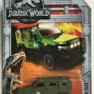 2018 Matchbox Jurassic World #5 10 Textron Tiger