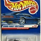 2000 Hot Wheels First Editions #6 Deuce Roadster